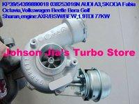 KP39/54399880018 038253016N Turbocharger for AUDI A3,SKODA Fabia Octavia,VW Beetle Bora Golf Sharan,AXR/BSW/BEW,1.9TDI 77KW