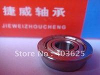 F624zz 4mm*13mm*5mm  Miniature flange bearing  Toy car bearing