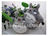 "30pcs/lot 9"" Totoro Plush Doll Toys ,Stuffed Plush Toy, Animal Cartoon Stuffed Toy"