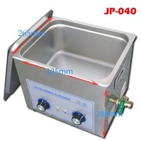 Free Shipping 110V/220V JP-040 10L 40KHz 240W Ultrasonic Cleaner Stainless Steel Washing Machine JP 040 Cleaning Machine