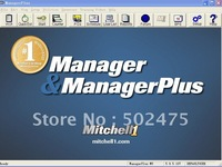 Mitchell Manager & ManagerPlus 2012