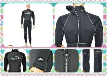 jackdive man 3mm wet suit dive suit diving suit dive equipment diving swimming