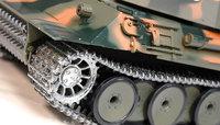 "Free Gift 8 pcs ""AA"" battery / 1:16 RC Germany Panther with Sound / Smoke / Metal Belt / metal  wheel /  3819-1 Upgrade version"