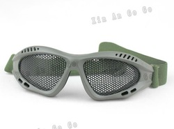 Military Camping Goggles Sand Wind UV-proof CS Protection Sunglasses(China (Mainland))
