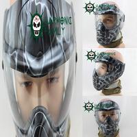 Anti-fog Mask/Paintball Game Hunting Biker Ski Guard Mask