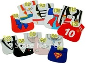 wholesale Special offer! waterproof collar design bib 12 styles for choose cute HOT! 4pcs/lot free shipping