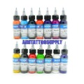 Hot tattoo ink 14 colors high quality free shipping