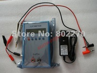 LC200A Handheld Inductance Capacitance L/C Meter auto power off includes SMD Test clip
