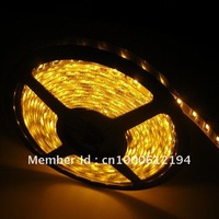 25M 5X5M 3528 300 Leds SMD Strip Waterproof Cool/Warm White Amber Red Green Blue Light car DC