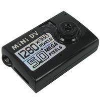 Factory wholesale Worlds Smallest mini Digital Camera Mini DV DVR,DHL Free shipping 30pcs/lot