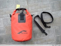 Waterproof Dry Bag Kayak Canoe Rafting Camping 5L Red And Blue