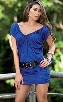 Crazy Promotion! Sexy Clubwear, Fashion Dress, One size, 2536b