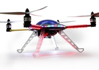 Walkera UFO MX400 6 Channel Aerophotograph Helicopter,rc aircraft, can equip with camera mount.