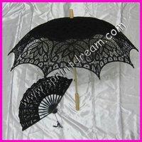 Free shipping!!wedding umbrella/Lace umbrella/Wedding parasol/battenburg lace umbrella
