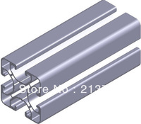 6pcs L1000mm P8 40X40 UL  aluminium profile