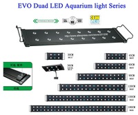 LED Clamp 3W Aquarium Light Nano Bright Marine Fish Coral Cichlid 6x 3 Watts