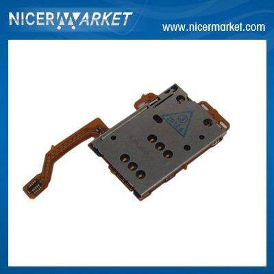 Гибкий кабель для мобильных телефонов Flex Nokia C7 SIM , SIM nokia corn c7