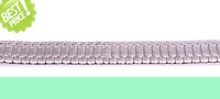 Wholesale Lots 40pcs 18mm stainless steel  Watch Bands--Best price