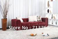 Modern furniture / living room fabric sofa / popular sofa / 3 seater MCNO9970