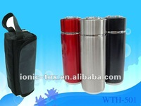 3pcs Alkaline energy water cup and 1pcs PH tester