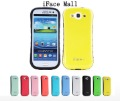 Free Shipping Glossing Hard Case with soft bumper case of iFace 1st Class for Samsung Galaxy S3 I9300  $5.95/PC (10pcs)