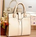JY2036 Promotional Brand Fashion Designal Personalized Noble PU/Leather Handbags Tote Bags Shoulder Bag 2012 FREE/Drop SHIPPING
