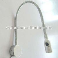 LED bathroom light/led mirror light/led bedside light/led room light/led wall light 1W, AC85-265V High Quality