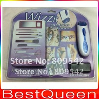 Wizzit Body Hair Remover Auto Trimmer Tweezer Epilator Manicure Kit Set With Package