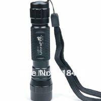 Mail Free + 1PC Ultratfire WF-501B Flashlight 5 Mode 1000 LM CREE XM-L T6 LED Waterproof Flashlight High Power Torch By 1* 18650