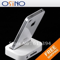 Charger Cradle Charging Station Hot Sync Dock Stand Holder for iPhone 4 4S