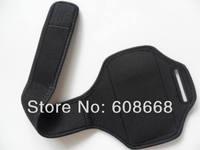 Sports Running Armband Case Workout Armband Holder Case Waterproof Armband Case for Samsung Galaxy S2 i9100 10pcs Free Shipping