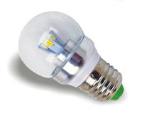 Led bubble ball bulb 3W E14/E27 85V/285V Warm White/Cool White led light  for pendant light