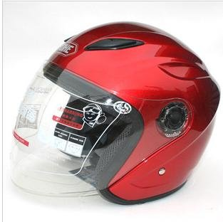 Wholesales Free shipping top quality ABS open face helmet YH-885A safety half face helmets for motorcycles