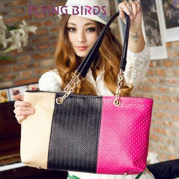 FLYING BIRDS!  Hot Sale Fashion WOMEN Handbag Women Shoulder handbags bags Ladies Messenger PU Leather Bags YY1124