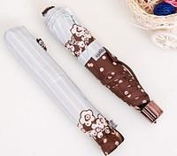 [ANYTIME] Original Suncity Brand -Three Fold Stripe Pencil Sun Protection Umbrella - Free Shipping Holiday Sale