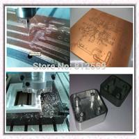 AMAN 800w cnc router pcb milling machine