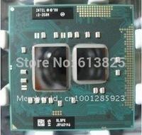 I3-350   Intel CPU  Core i3-350M CPU   2.26 GHz / 3M  Socket G1 Processor For Laptop