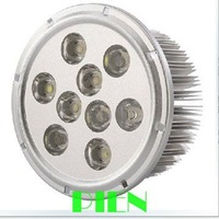 7W LED Downlight Bean Ceiling Light Spotlight Lamp Reccessed High Power 85-265V + LED Driver Free Shipping 5pcs/lot
