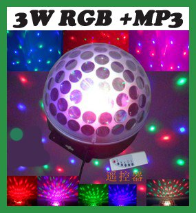 LED STAGE Light for XMAS Decoration,Gathering,Bar,Disco,KTV,Festival, Stage Lighting Effect YC-068+MP3 RGB Light(China (Mainland))