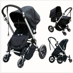 Bugaboo Cameleon Special Edition All Black Baby Strollers Top Quality Baby Stroller + Free Gift(China (Mainland))