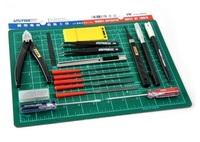 U-STAR Hand Tool Kit UA-90076, 16 in 1, High Quality Hobby Tools
