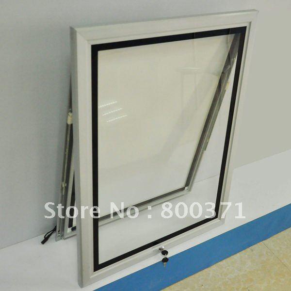 lockable outdoor waterproof led light box signschina mainland
