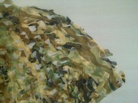 Hot sale Polyester Fabric Camouflage Netting 3*1 M