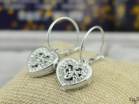 new womens lady evening earrings studs earring stud 0245