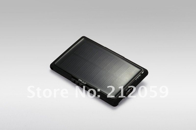 1500mAh High Quality Solar Charger For have in stock PSP/MP3/Mobile phone Free Shipping DHL(China (Mainland))