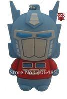 free shippng  robot  Optimus Prime Convoy  2GB 4GB 8GB 16GB 32GB  USB FLASH DRIVE  usb memory