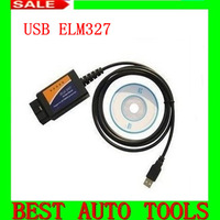 2013 wholesale USB ELM327  diagnostic interface tool from icey
