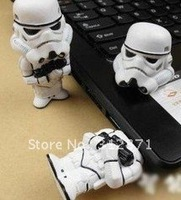 Star War Character USB Flash Stick, Memroy Disk, Hot Sale, 1GB-32GB, Free Shipping !