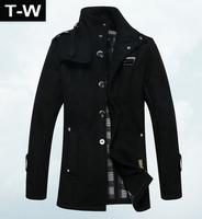 TU3301,2012 men jacket have big size,fashion jacket men ,cloths men,size M to 4XL free shipping