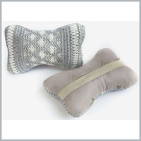 1 Pairs X New General Neck Rest Cushion Pillow for Auto Car Seat  Four Seasons Comfortable Cheapest Price  1pair = 2pcs